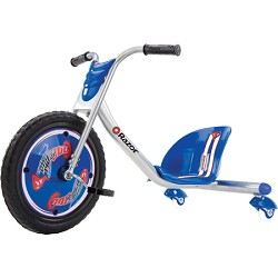 Click here for Razor RipRider 360 Caster Trike Blue - 20036542 prices