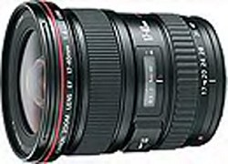 Canon EF 17-40mm F/4 L USM Lens, With Canon 1-Year USA Warranty