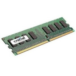 Click here for Crucial 2GB 800 Mhz 240-pin DIMM DDR2 PC2-6400 Mem... prices