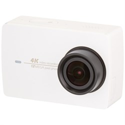 YI 4K Sports and Action Video Camera (US Edition) White P...