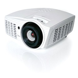 Optoma HD161X Full 3D 1080p 2000 Lumen DLP Home Theater Projector Factory Refurbished OPHD161X