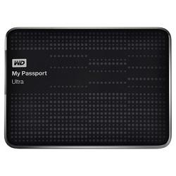 Western Digital My Passport Ultra 500GB USB 3.0 Portable Hard Drive - WDBPGC5000ABK-NESN (Black)