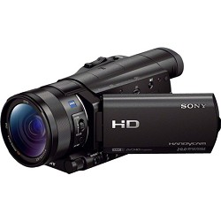 """Sony HDR-CX900/B HD Camcorder with 1"""" Sensor"""