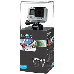 GoPro HERO 4 Black - 4K Action Camera