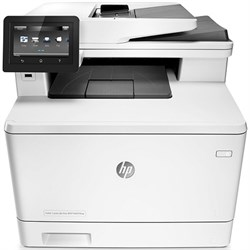 HP Jet Pro M477fdw Multifunction Wireless Color Laser Pri...