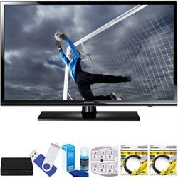 "Samsung 40"" Full 1080p HD 60Hz LED TV UN40H5003 with Terk..."