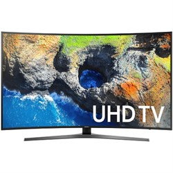 "Samsung UN55MU7500FXZA 54.6"" Curved 4K Ultra HD Smart LED..."