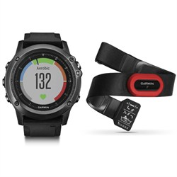 Garmin Fenix 3 HR GPS Watch w/ Heart Rate Monitor Perform...