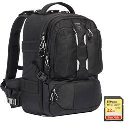 Tamrac ANVIL 23 Photo DSLR Camera and Laptop Backpack (Bl...