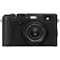 Fuji X-Series X100F 24.3-Megapixel Digital Camera (Black)