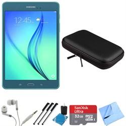 Samsung Galaxy Tab A 8-Inch Tablet (16 GB, Smoky Blue) 32...