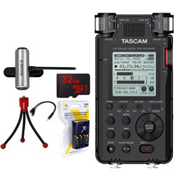 TASCAM 192kHz/24bit-Compatible Studio-Quality Linear PCM ...