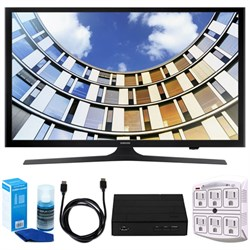 "Samsung Flat 50"" 1080p LED SmartTV (2017) + Terk HD Digit..."