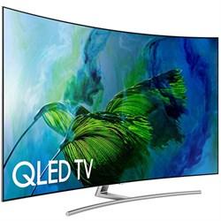 """Samsung 55Q8C 55"""" Curved 4K Smart LED TV"""