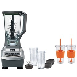 Ninja Corp BL740 Professional Table Top 1100watt Blender-...