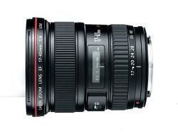 Canon EF 17-40 mm f/4L USM Ultra-Wide Zoom Lens