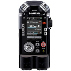 Olympus LS-100 Multi-Track Linear PCM Voice Recorder