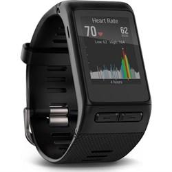 Garmin vivoactive HR GPS Smartwatch - Regular Fit - Black...