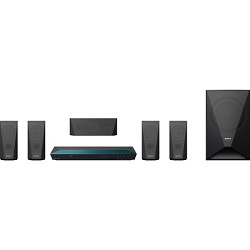 Sony BDVE3100 - 5.1 Channel 3D Blu-ray Disc Home Theater System with Built-In Wi-Fi SNBDVE3100