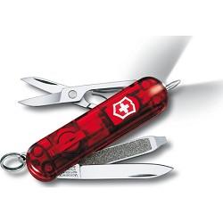 Victorinox Swiss Army Signature Lite Pocket Knife - Ruby VI53187