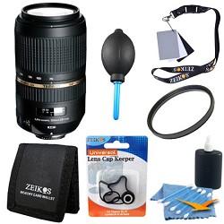 Tamron AF 70-300mm f/4.0-5.6 SP Di VC USD XLD Lens Kit fo...