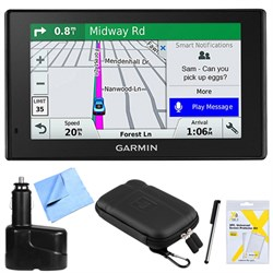 Garmin DriveSmart 51 NA LMT-S Advanced Navigation with Sm...