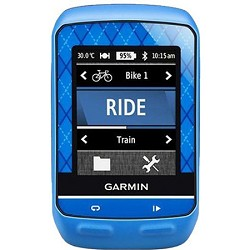 Garmin Edge 510 Cycling Team Garmin Bundle with Heart Monitor, Speed/Cadence Sensors