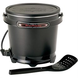Click here for Presto Grand Pappy Deep Fryer - 05411 prices