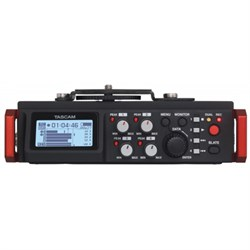 TASCAM 6-Track Field Recorder for DSLR with SMPTE Timecod...