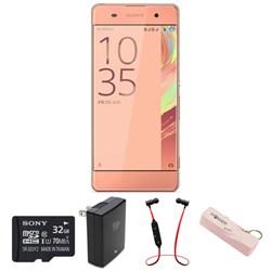 Sony Xperia XA 16GB 5-inch Smartphone, Unlocked - Rose Go...