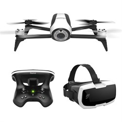 Parrot Bebop 2 with Skycontroller 2 & FPV - White (PF726203)