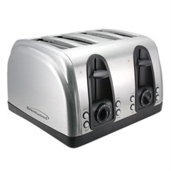 Click here for Brentwood 4 Slice Toaster SS prices