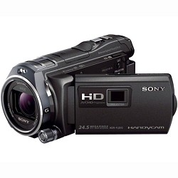 Sony HDR-PJ810/B Full HD 60p/24p 32GB Camcorder w/ Advanced Manual Controls