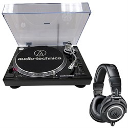 Audio-Technica Professional Stereo Turntable w/ Recording...