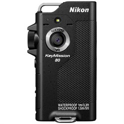 Nikon KeyMission 80 12.3MP Full HD Action Camera with Bui...