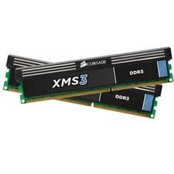 Corsair XMS3 8 GB (2 x 4GB) 1333 MHz PC3-10666 240-Pin DDR3 Memory Kit CORCMX8GX3M2A1333C9