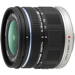 Olympus M ED 9-18mm f/4.0-5.6 Micro Four Thirds Lens - 261503