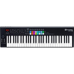 NOVATION Launchkey 61 USB Keyboard Controller for Ableton...