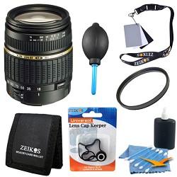 Tamron 18-200mm F/3.5-6.3 AF DI-II LD Lens Kit f/ Nikon