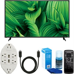 "Vizio D55n-E2 D-Series 55"" Full Array LED TV + USB Wall O..."