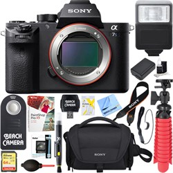 Sony Alpha a7S II Mirrorless Interchangeable Lens Camera ...