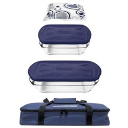 Anchor Hocking 6pc Essentials BakenTake Set ANC92099L11