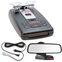 Escort PASSPORT S55 Radar/Laser Detector with Accessories