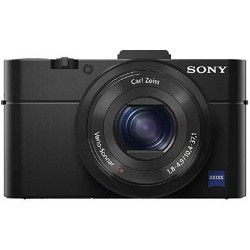 Sony Cyber-shot DSC-RX100 II 20.2 MP Digital Camera - Black
