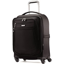 Samsonite Mightlight 2 - 21-Inch Softside Spinner - Black - 75859-1041 ST758591041