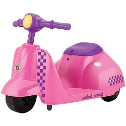 Click here for Razor Jr. Mini Mod Electric Scooter, Pink prices