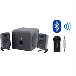 Klipsch ProMedia 2.1 THX Certified Speaker System w/ Blue...