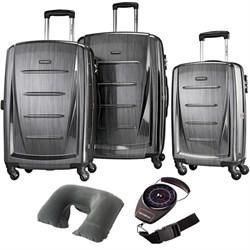 Samsonite Winfield 2 Fashion Hardside 3 Pcs Spinner Set C...