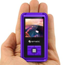 Click here for e-matic EM208VIDPR 1.5 MP3 VIDEO PLAYER PURPLE prices