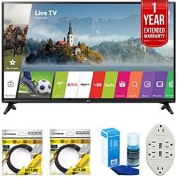 """LG 43"""""""" Class Full HD Smart LED TV 2017 Model 43LJ5500 with Extended Warranty Kit"""" E9LG43LJ5500"""